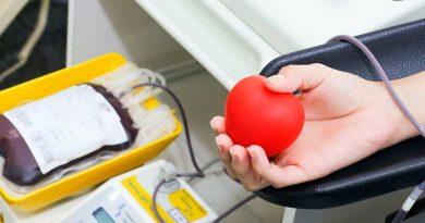 Pedalando pela vida | Campanha de doação de sangue acontece dia 23, a partir das 8h30