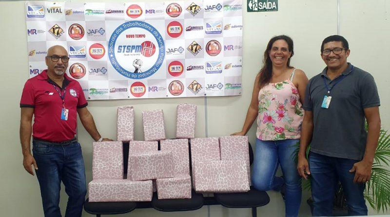 Sindicato sorteia 12 brindes em ação especial AO VIVO para o Dia das Crianças