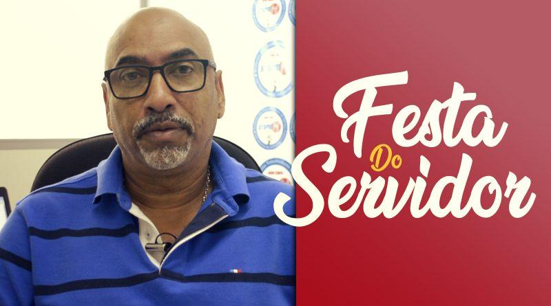 3ª Festa dos Servidores | Associado que ainda não retirou convite na sede pode ligar que nós levamos!