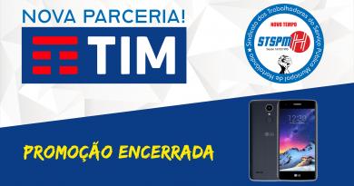 PROMOÇÃO ENCERRADA | Busca por planos da parceria com a TIM supera expectativas