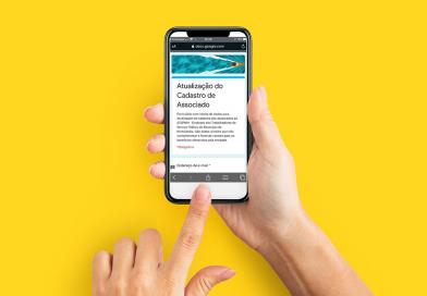 Recadastramento de associados | Preencha a ficha online para atualizar seus dados. É IMPORTANTE!