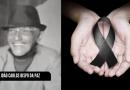 Luto | João Bispo da Paz, pai do nosso presidente, infelizmente faleceu. Nossos sentimentos!
