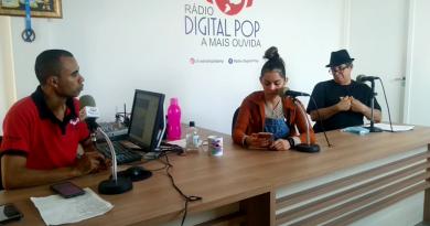 """Confira a participação do Bispo no programa """"A Voz da Cidade"""", da Rádio Digital Pop"""