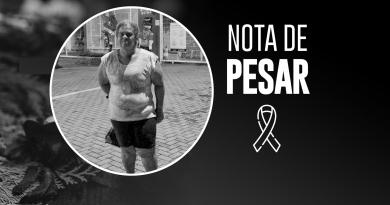 Nota de Pesar | Informamos o trágico falecimento da Servidora Gersonita Zanqueta